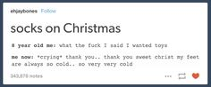 23 Tumblr Posts About Christmas That Will Make You Laugh Out Loud
