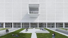Artadi Architects | Universidad de Ingeniería & Tecnología http://nykyinen.com/artadi-architects-universidad-de-ingenieria-tecnologia/#