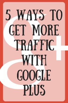 google plus is google's answer to Facebook. With Google plus you have certain perks such as rankings and communities. click the pin to discover my top 5 ways to get more traffic from this underrated traffic source. Marketing And Advertising, Online Marketing, Social Media Marketing, Social Media Design, Social Media Tips, Social Media Cheat Sheet, Google Plus, How To Get Followers, Pinterest Marketing