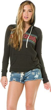 BILLABONG RIGHT PLACES PULLOVER HOODIE | Swell.com