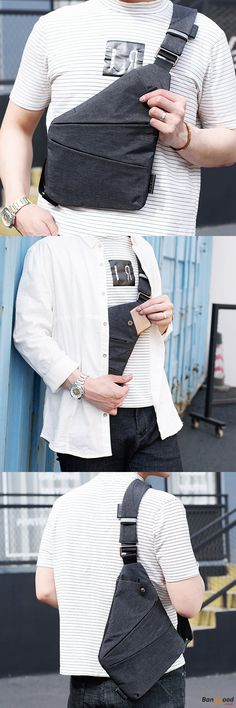 US$16.50 + Free shipping. Men Hidden Chest Bag,Men Crossbody Bag, Shoulder Bag, Anti-theft Bag, Messenger Bag, Motorcycle Chest Pack. Material: Nylon. Life may not be like a FBI movie, but at least you could try to dress like one.