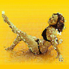 Golden beach...  A summer mosaic  …  #summer2018 #mosaicart #digitalart #visualdesign #graphicdesign #photomosaic #digitalmosaic #fotomosaico #illustration #mosaicillustration #beachgirl