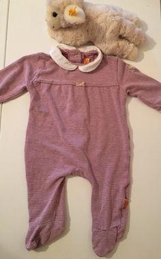 Mein Steiff Babygirl Strampler Gr.2 Monate / 56 cm von Steiff! Größe 56 für 15,00 €. Schau´s dir an: http://www.mamikreisel.de/kleidung-fur-madchen/strampler/31210470-steiff-babygirl-strampler-gr2-monate-56-cm.