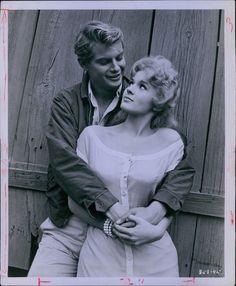 CA691 1960s Original Photo TROY DONAHUE & CONNIE STEVENS Parrish Actors   eBay