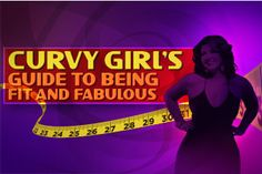Curvy Girl's Guide to Being Fit and Fabulous