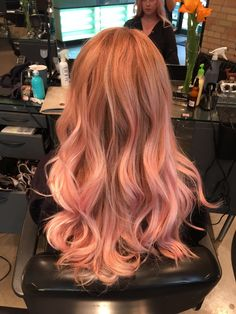 Rose Gold Hair, Pink Hair, Cinnamon Hair Colors, Strawberry Blonde Hair, Hair Shades, Auburn Hair, Ginger Hair, Ten, Hair Highlights