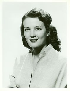 NEVA LANGLEY MACON, MISS AMERICA 1953, WINNER PORTRAIT