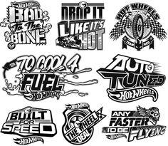 Dan Janssen // Hot Wheels Logo and Badge Design Lettering Design, Logo Design, Graphic Design, Jorge Peralta, Hang Ten, Wheel Logo, Shirt Print Design, Arte Horror, Retro Logos