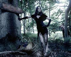 Melissa Mars - Chaperon Noir