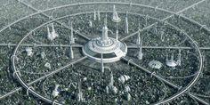 Arena II by Jean-François Liesenborghs | Sci-Fi | 3D | CGSociety