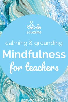 Free Guided Mindfulness Practice to Feel Calm Now - Educalme Mindfulness Exercises, Mindfulness Activities, Mindfulness Practice, Elementary School Counseling, School Counselor, Elementary Schools, Meditation Practices, Guided Meditation, Mindfulness For Teachers