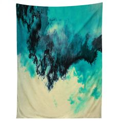 Caleb Troy Painted Clouds V Tapestry