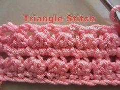 How To Crochet- BOUCAN Stitch Tutorial - YouTube
