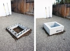 Cinder Block Bench My Idea Is To Create A Wood Top With