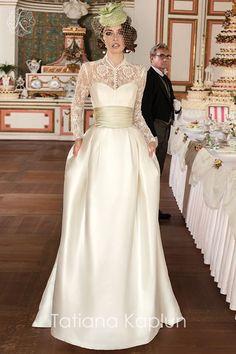 Lady of Quality – Tatiana Kaplun Bridal 2016 Collection