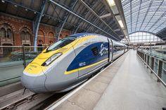 Eurostar trip