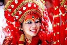 Kumari - Living Goddess