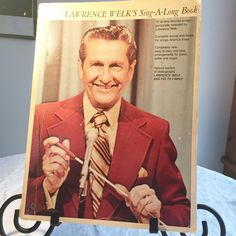Vintage Songbook Lawrence Welk's Sing Along Book 1974