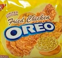 Is the Newest Oreo Flavor Fried Chicken?