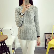 Like and Share if you want this  2016 Top Fashion Casual Fried Dough Twist O-neck Large Loose And Comfortable Wool Women's Sweaters Pullovers A0141     Tag a friend who would love this! For US $39.27    FREE Shipping Worldwide     Get it here ---> http://womensclothingdeals.com/products/2016-top-fashion-casual-fried-dough-twist-o-neck-large-loose-and-comfortable-wool-womens-sweaters-pullovers-a0141/