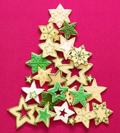 Christmas Tree of StarsChristmas Tree of Stars