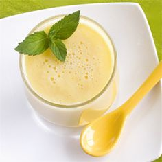 Orange Apple Pear Smoothie - Fresh and yummy in summer