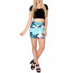 Now available on our store WONDERLAND WIFEY ... Check it out here! http://www.keinarra.com/products/wonderland-wifey-short-pencil-skirt?utm_campaign=social_autopilot&utm_source=pin&utm_medium=pin