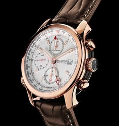 "Bremont Watches Kingsman Watches For & In ""Kingsman: The Secret Service"" Movie - by David Bredan - see and read more now on aBlogtoWatch.com ""Today, British watch company Bremont has announced the Bremont Kingsman selection of special edition watches. We have seen Bremont try to associate itself with quintessentially British products, such as Chivas Scotch Whisky or sports car maker Jaguar. This time around, Bremont hits the movies, as three slightly different models are released..."""