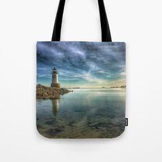 Tote Bag.. Winter Island Salem MA