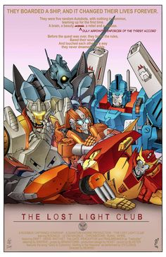 The Lost Light Club - MTMTE