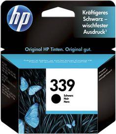 #Hp 339 cartuccia d'inchiostro nero originale  ad Euro 36.55 in #Hp #Cartucce