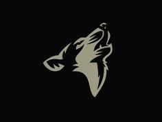 Wolf by CJ Zilligen #Design Popular #Dribbble #shots