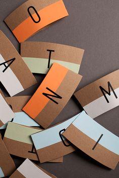 Tamarindo.  by La Tortilleria, via Behance