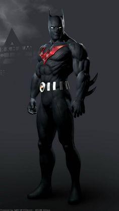 Batman Beyond.one of the best batman versions- so sweet Batman Poster, Batman Vs Superman, Batman Artwork, Batman Robin, Future Batman, Batman Cartoon, Batman Arkham City, Batman Arkham Knight, Spiderman Art