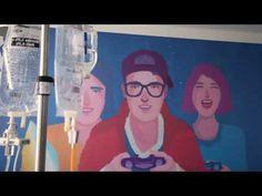 El Hospital 12 de Octubre incorpora una sala de realidad virtual para los niños ingresados - DiarioMedico.com