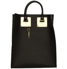 Leather Tote Bag / Sophie Hulme \68,250