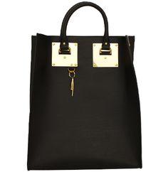 Leather Tote Bag / Sophie Hulme \68,250