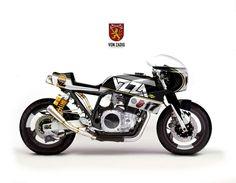 Von Zadig design - Zadig motorcycles #motorcycles #caferacer #motos | caferacerpasion.com