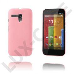 Hard Shell (Rosa) Motorola Moto G Deksel