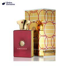 Amouage Journey Man #luxury #fragrance #perfume #scent #bottle #box Beauty & Personal Care - Fragrance - Women's - Luxury Fragrance - http://amzn.to/2ln4KSL
