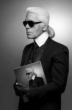 KARL LAGERFELD WILL PRESENT FENDI'S FIRST COUTURE COLLECTION IN JULY