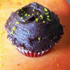 Jaffa cupcakes!!