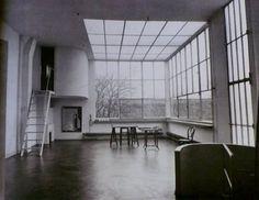 Le Corbusier, Atelier Ozenfant (1922-1923)