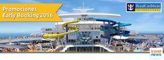 Ofertas de viajes en www.viajesviaverde.es: Royal Caribbean - Promociones Early Booking 2016