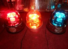 Lights And Sirens, Emergency Lighting, Emergency Vehicles, Sprinkler, Police Cars, Ambulance, Fire Trucks, Cops, Radios