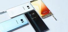 El Samsung Galaxy Note 7 llegará a España de forma oficial el próximo 9 de septiembre - http://www.actualidadgadget.com/samsung-galaxy-note-7-llegara-espana-forma-oficial-proximo-9-septiembre/