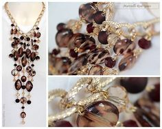 Marcielli Rodrigues   #Colar #Necklace #Swag #Moda #Mulher #Feminino #2014…