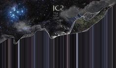 visual's world of the JCP universe. Design by Susami #graphic #visual #graphicdesign