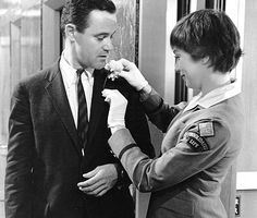 The Apartment, whenever I watch this film, I sympathize more with Jack Lemmon's character than Shirley McClaine.