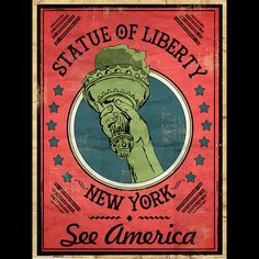 Statue of Liberty National Monument by David Garcia  #SeeAmerica